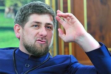 Кадыров выдвинул свою кандидатуру на пост главы Чечни