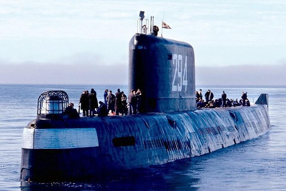 К-19 была самой невезучей субмариной в истории флота