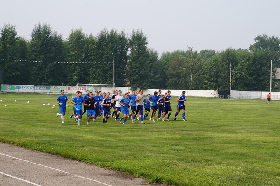 68fb00654a6d В Иркутске появился новый профессиональный футбольный клуб. Фото   пресс-служба футбольного клуба