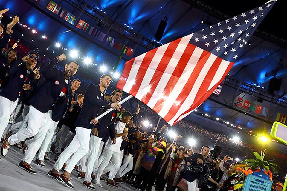 Согласно прогнозам, сборная США сметет всех на своем пути
