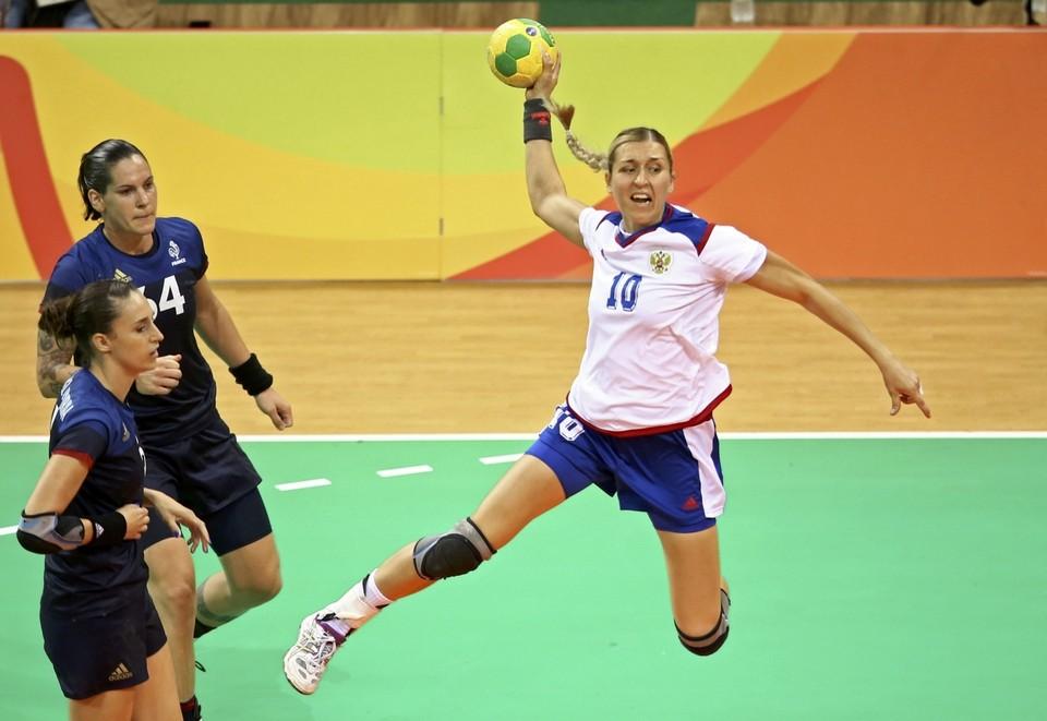Гандболистка сборной России предстоит сыграть свой третий поединок на Олимпиаде в Рио.