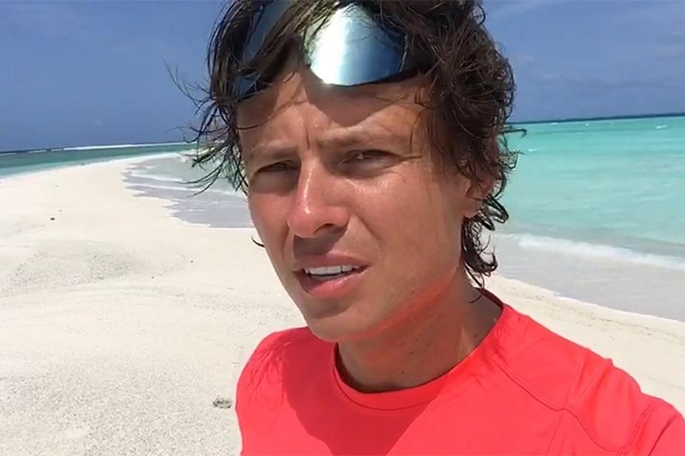 Шаляпин отправился на один из необитаемых островов. О чем очень сильно пожалел.