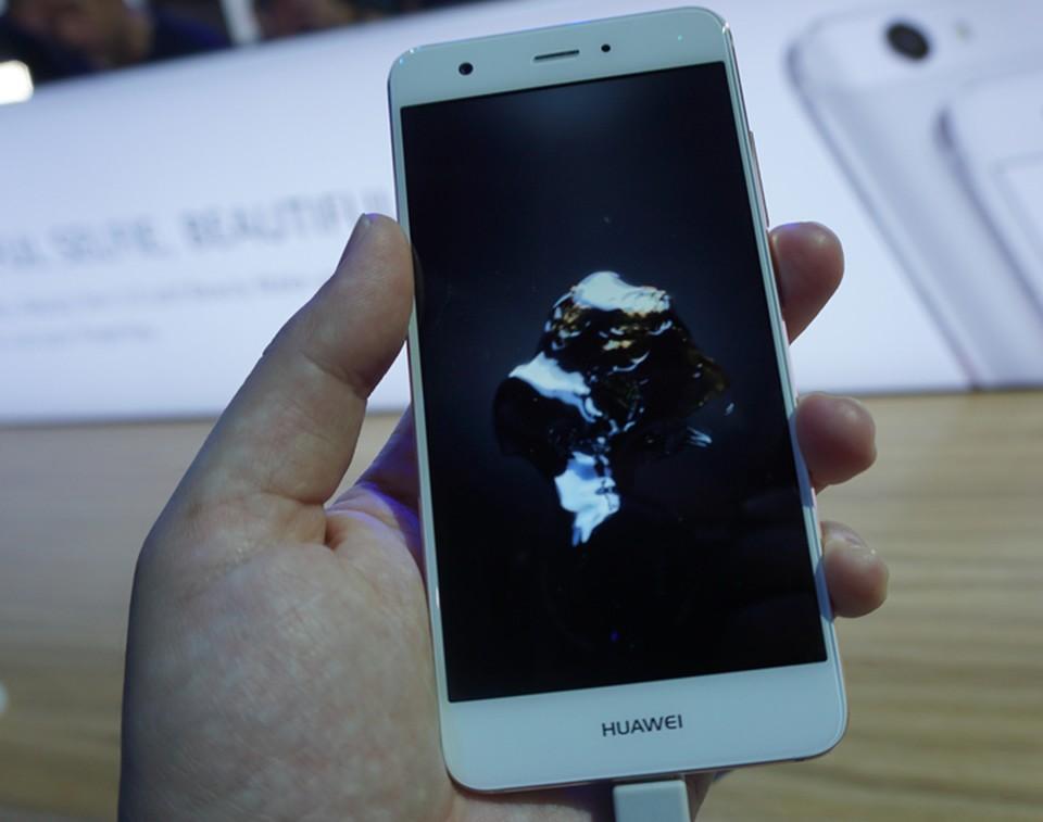 Huawei Nova - крутой телефон среднего ценового сегмента