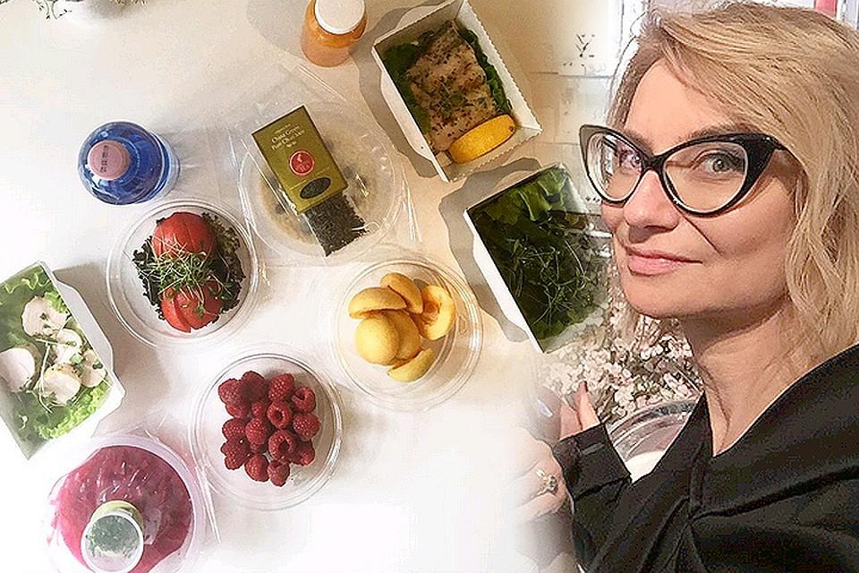 хромченко эвелина диета