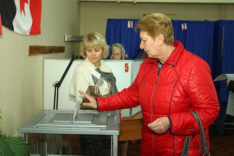 Член избиркома гришин конфликт выборы