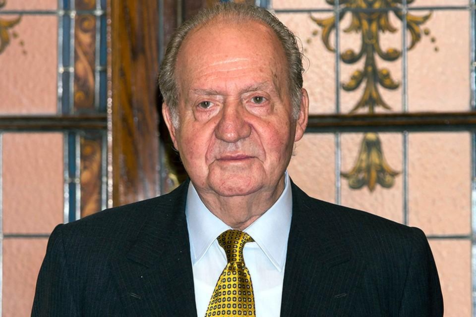 Два года назад 76-летний монарх отрекся от престола