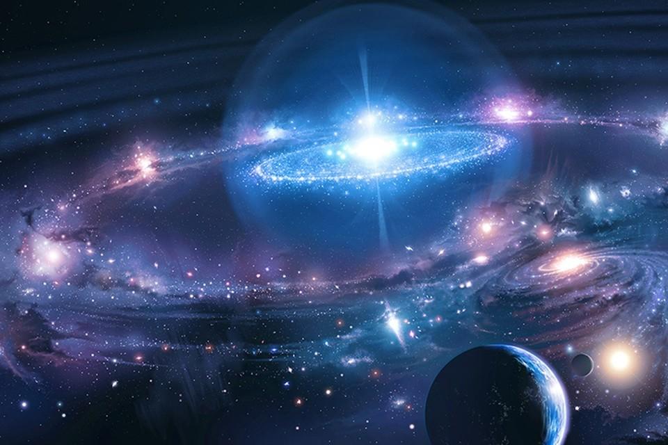 Космос состоит из множества раздувающихся шаров, которые дают начало таким же шарам