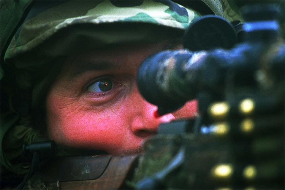 Минобороны ДНР: в помощь украинцам прибыли американские снайперы.