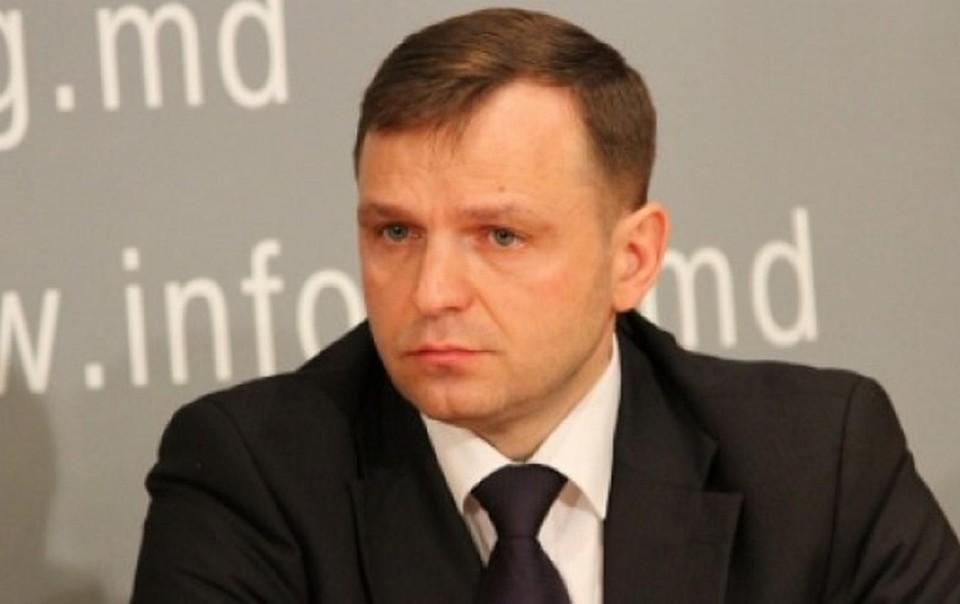 Нэстасе направил запрос властям РФ касательно уголовных дел на Плахотнюка