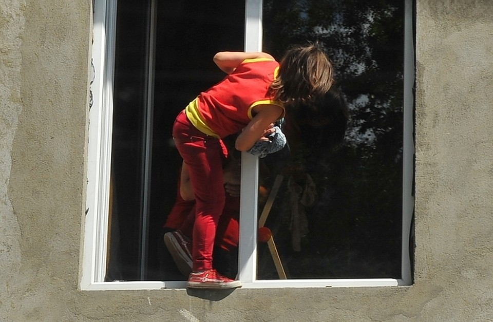 Что если снится падающий ребенок с окна?