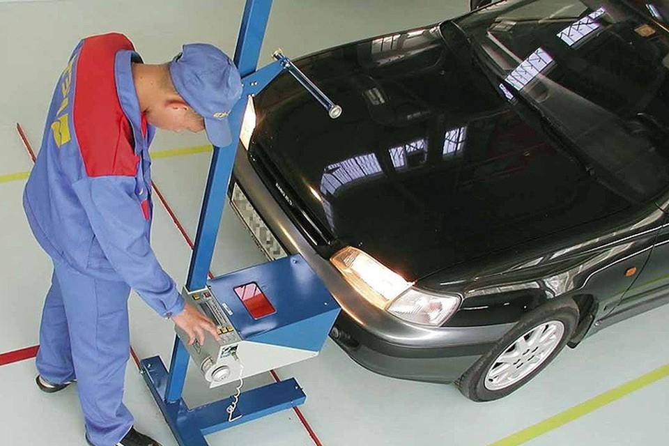 Минтранс Беларуси предлагает запретить движение автомобилей, не прошедших техосмотр.
