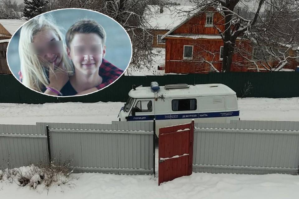По предварительной информации, подростки приехали в Струги из Пскова.