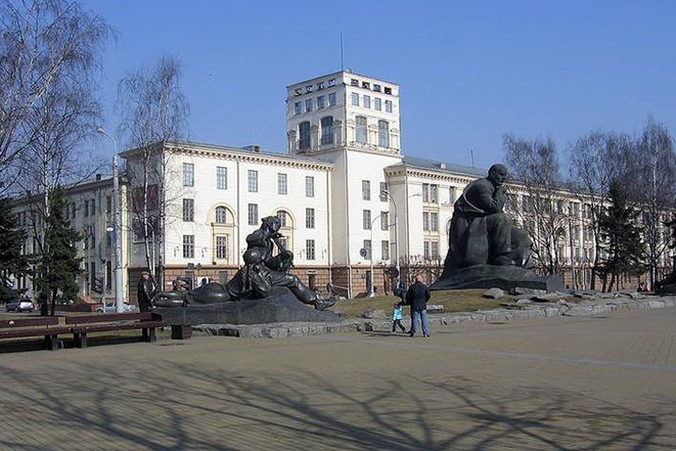 Завод Орджоникидзе на площади Якуба Коласа отдадут белорусским программистам. Фото сайта gandliar.com.