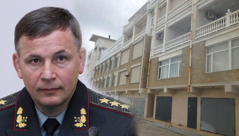 Что украинские силовики имеют на крымской земле?