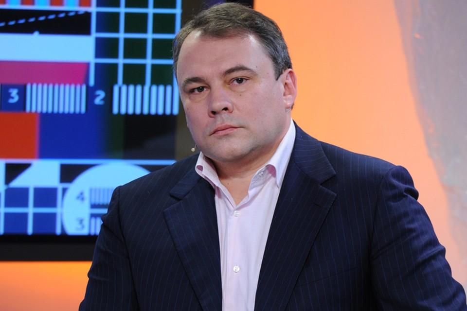 Пётр Толстой пообщался с журналистами в эфире на Радио «Комсомольская правда»