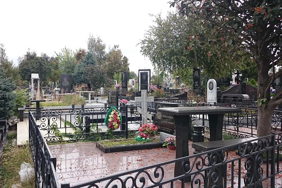 Кладбище в районе шереметьево изготовление памятников саратов электросталь