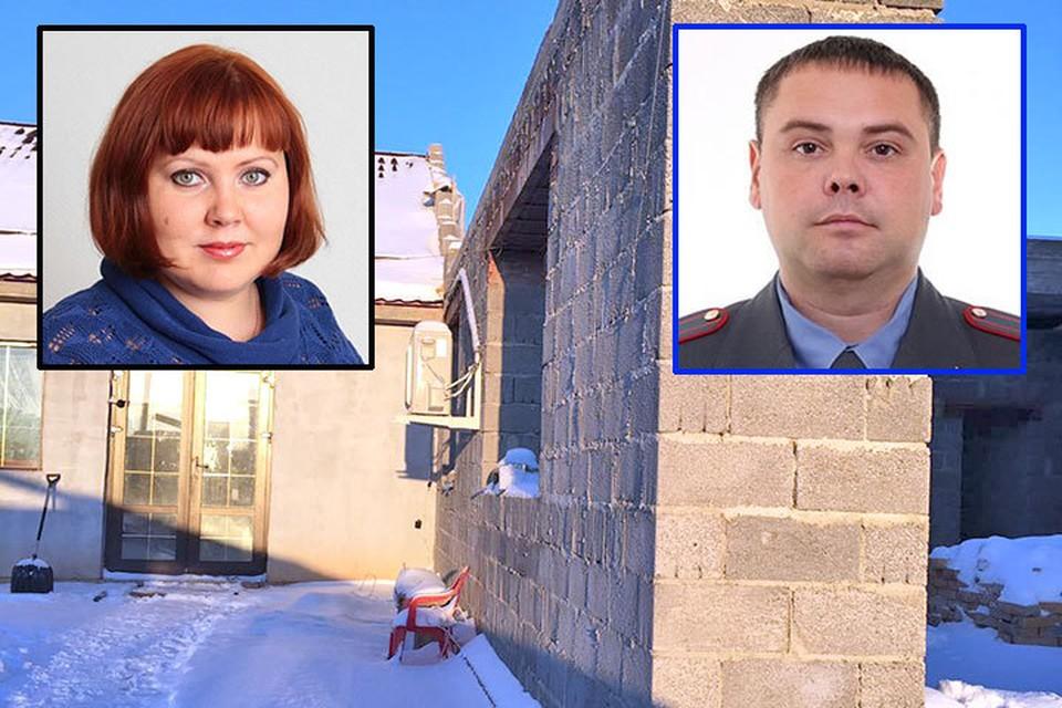 В селе Смышляевка под Самарой напали на начальника полиции Отрадного Дмитрий Вашуркина и его жену. Екатерина Вашуркина погибла.