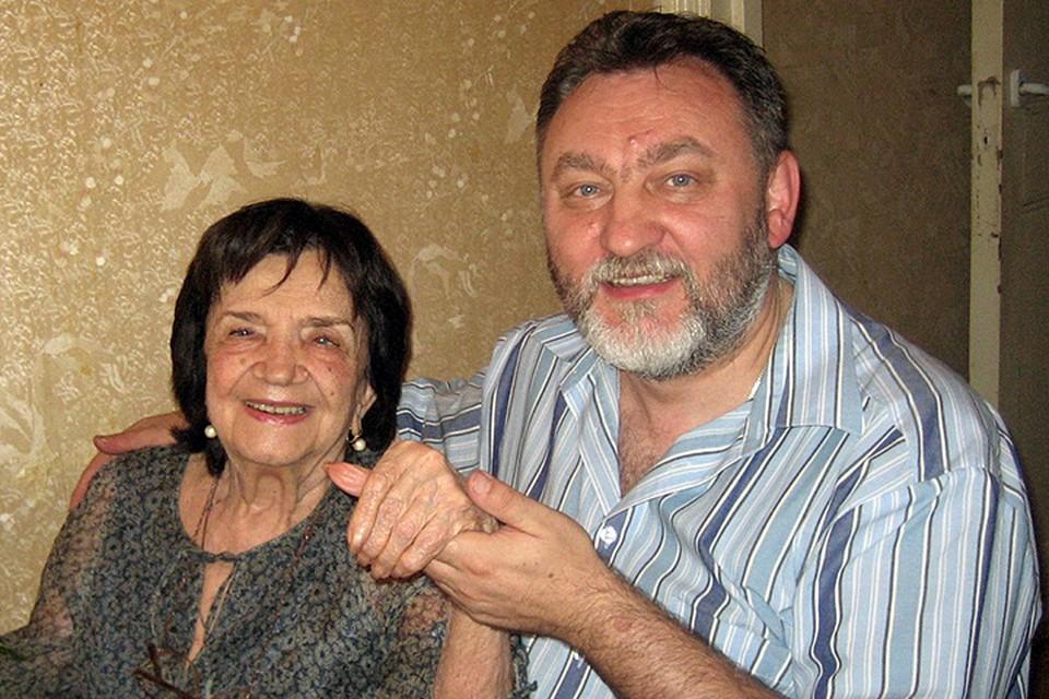 Николай Ефимович и Инна Руденко
