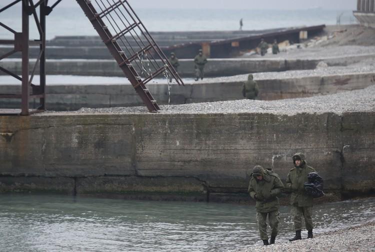 Обломки воздушного судна были найдены в акватории Черного моря.