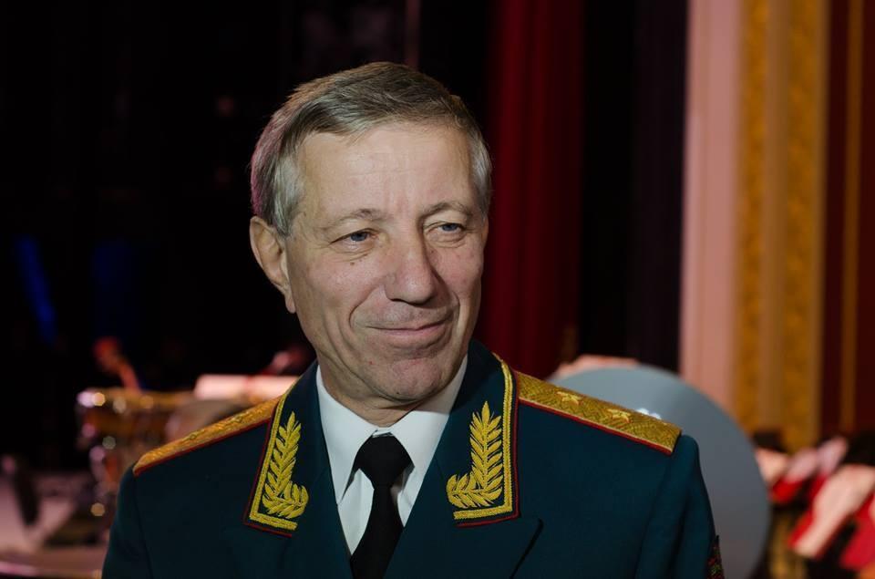Валерий Халилов приезжал в Самару на День города