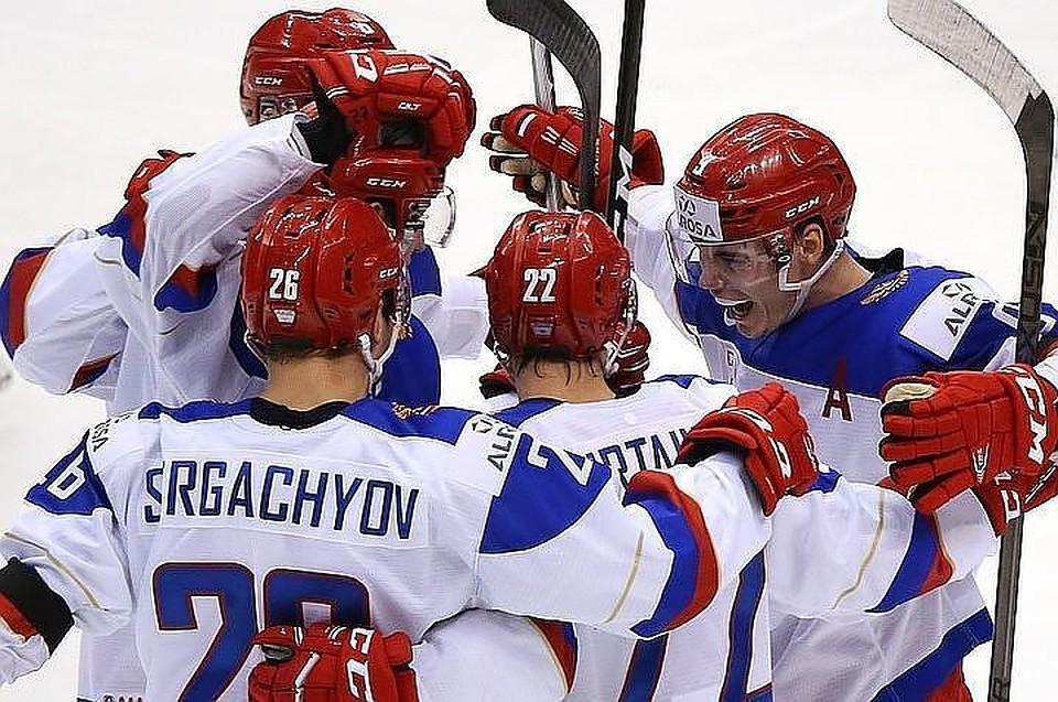 трансляцию матчей чемпионата мира по хоккею онлайн