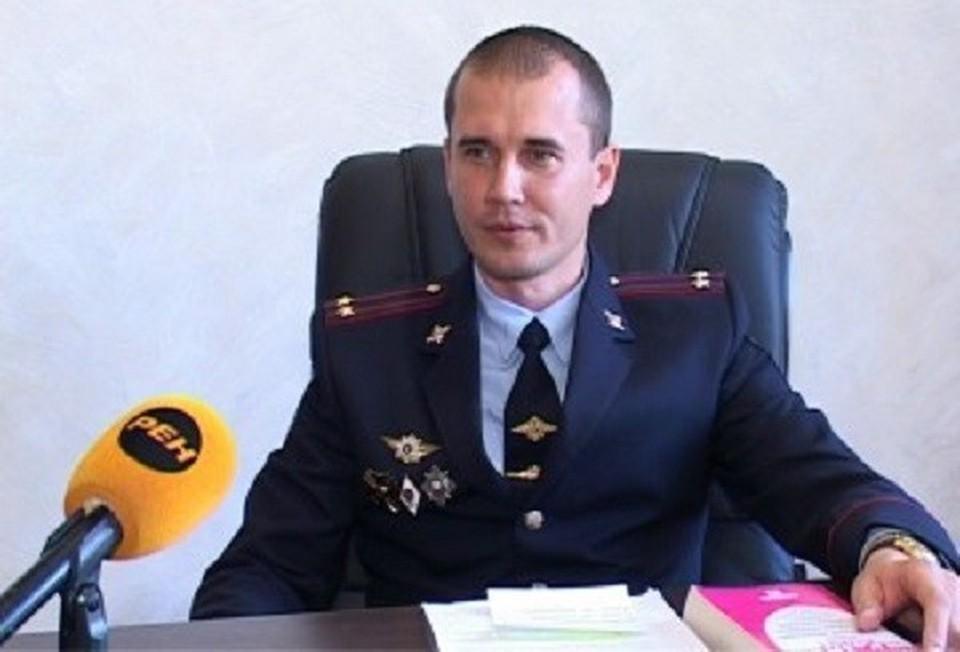 Андрей Геращенко. Фото: РЕН ТВ