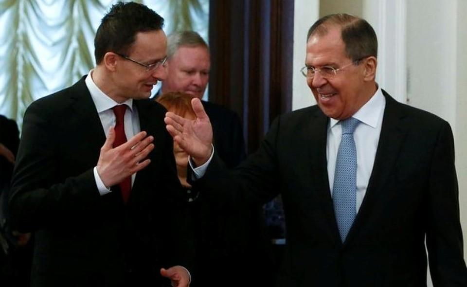 Засідання Комісії Україна-НАТО залежить тільки від Києва, - глава МЗС Угорщини Сійярто - Цензор.НЕТ 6327