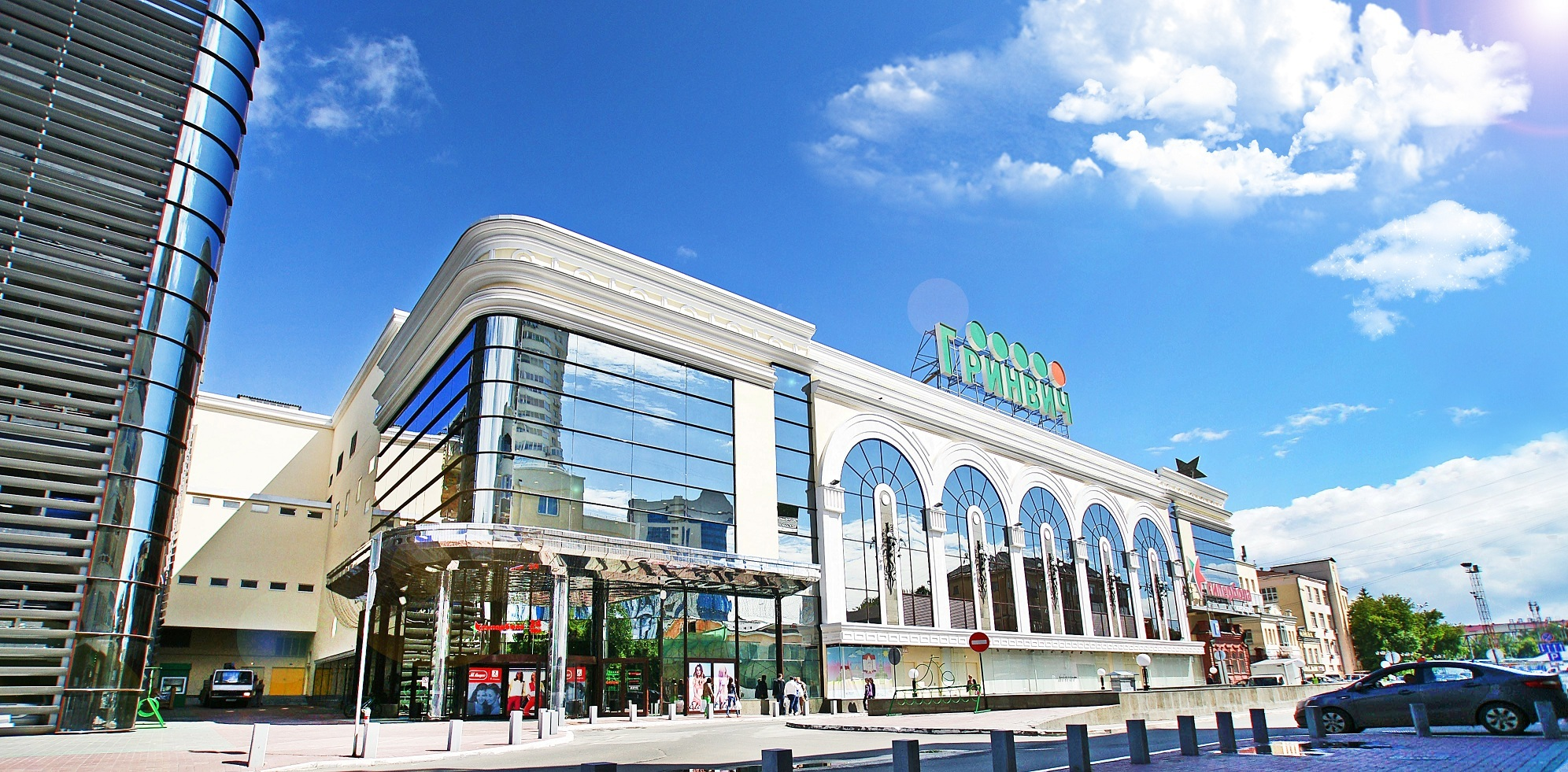 eb5b0ced В Екатеринбург - за покупками: торговый центр Гринвич