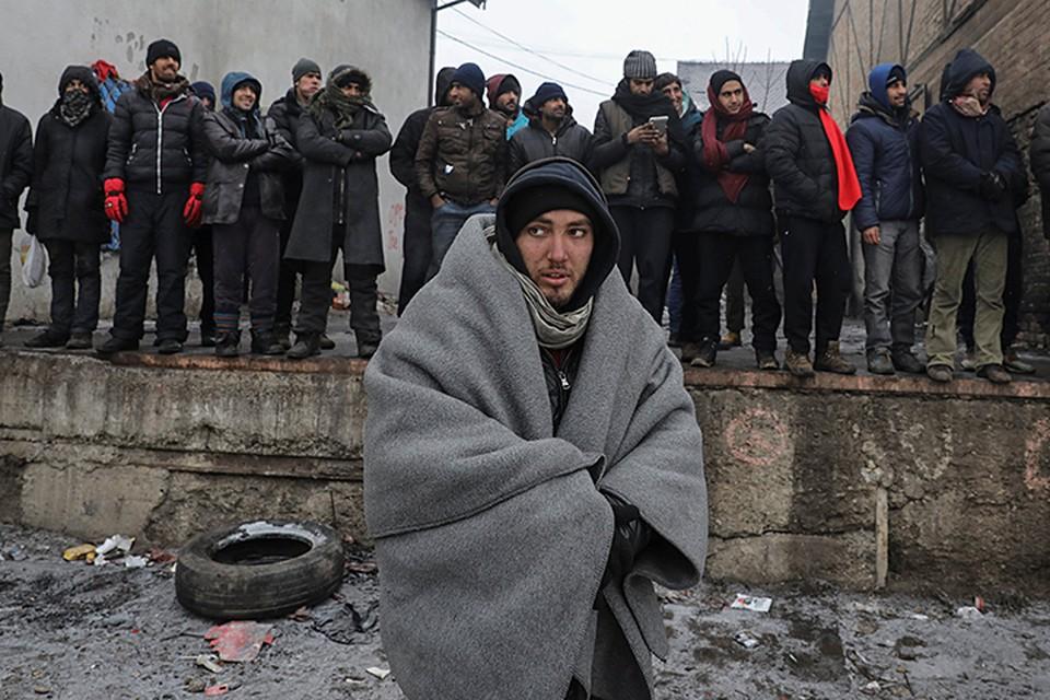 Противников мигрантов больше всего в Австрии, Польше, Венгрии, Франции и Бельгии