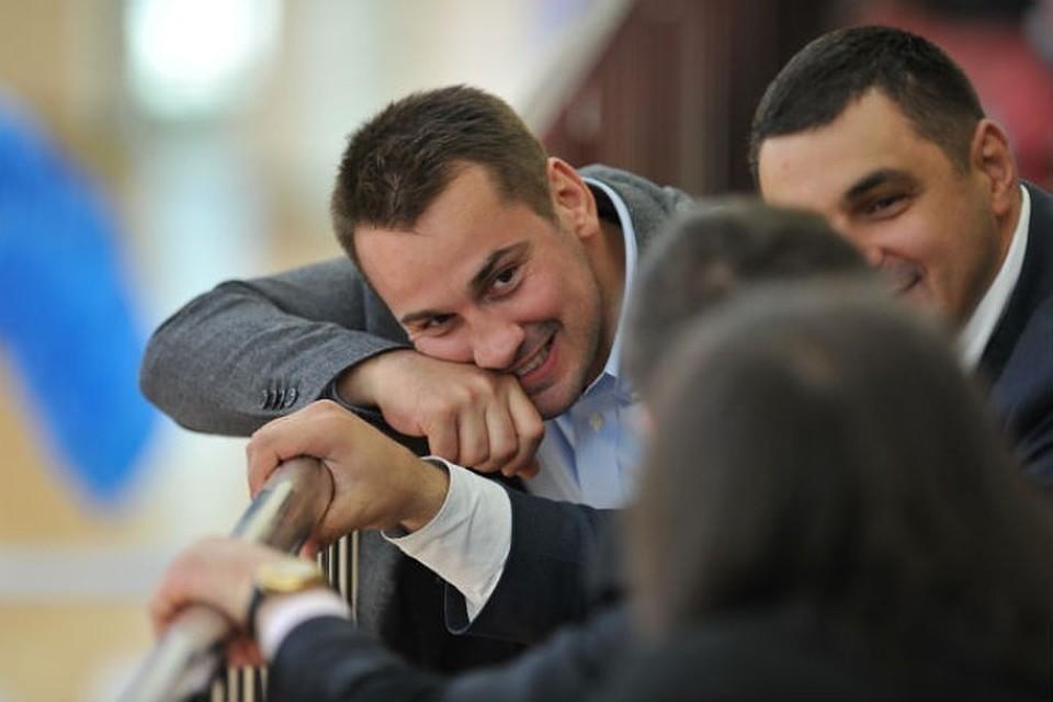 Выдающийся спортсмен, дзюдоист, бронзовый призер Олимпиады, политик, борец с наркоманией Дмитрий Носов