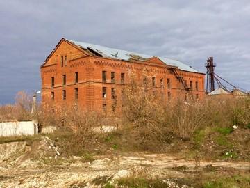 Старинные мельницы Воронежской области