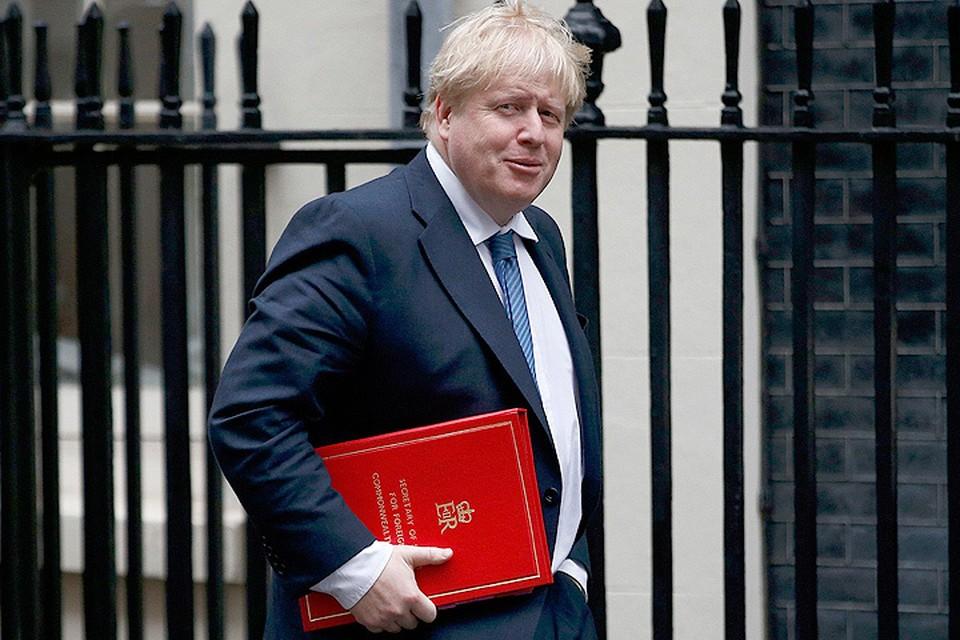 В ближайшие недели состоится визит министра иностранных дел Соединённого королевства Бориса Джонсона в Россию