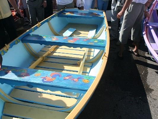праздник лодок в устье 2010