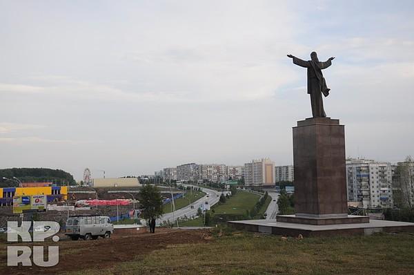 Памятники в россии сообщение Прокопьевск гранитная брусчатка тюмень