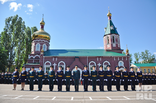 Воронежский военный институт им гагарина