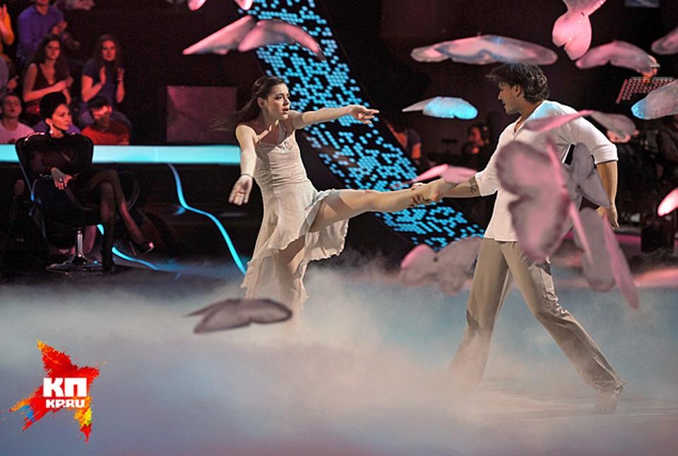 «Танцы со звездами» открыли новый сезон