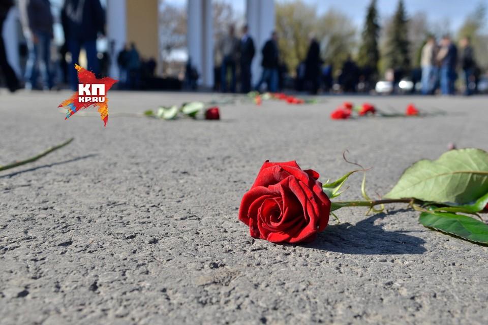 Церемония прощания с Андреем Гоштом прошла в Сызрани