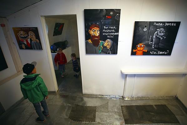 Выставки в спб 2017