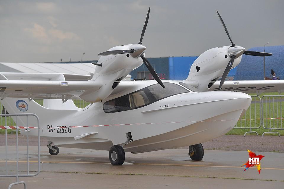 В подмосковном Жуковском начал свою работу авиасалон МАКС-2017
