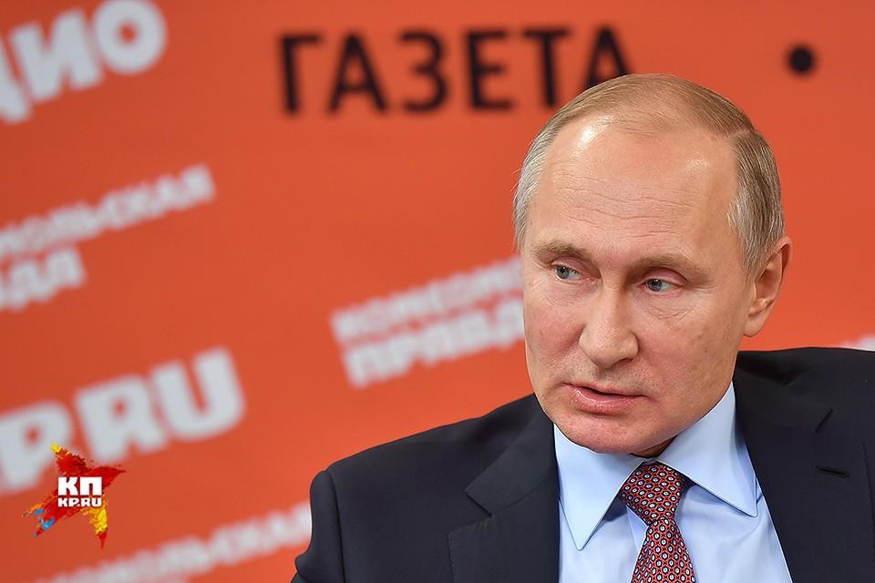Президент выразил уверенность, что Турция не имеет отношения к атаке беспилотников на российскую базу в Сирии.
