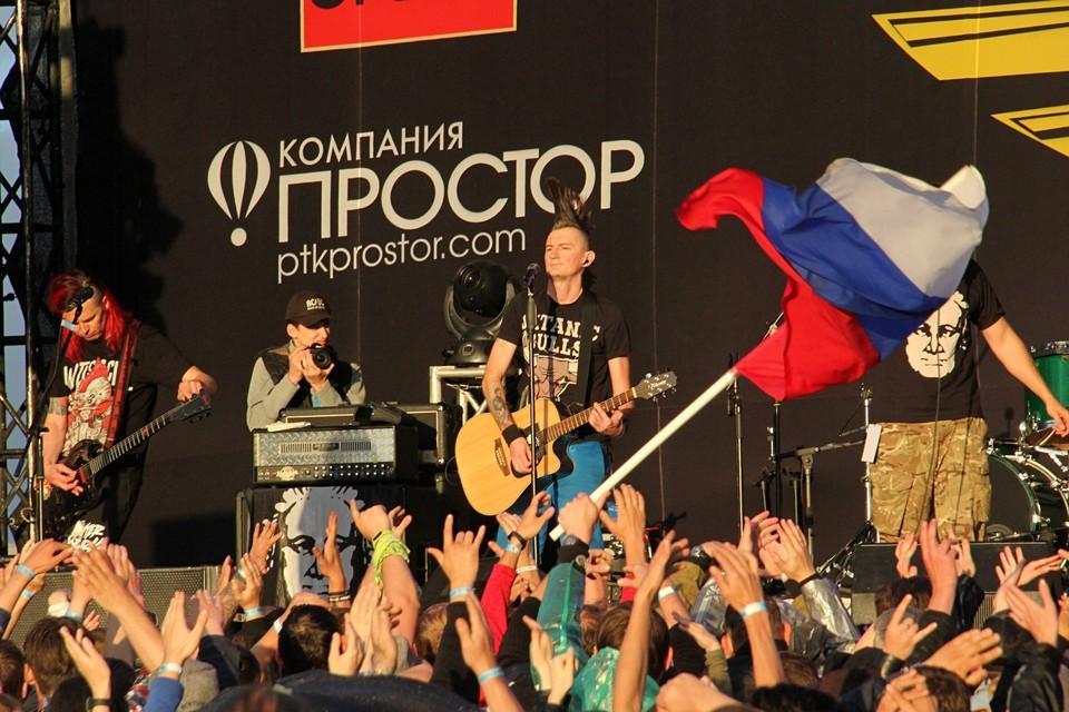 Музыканты подарили гостям фестиваля два дня отдыха от рутины и бытовухи.