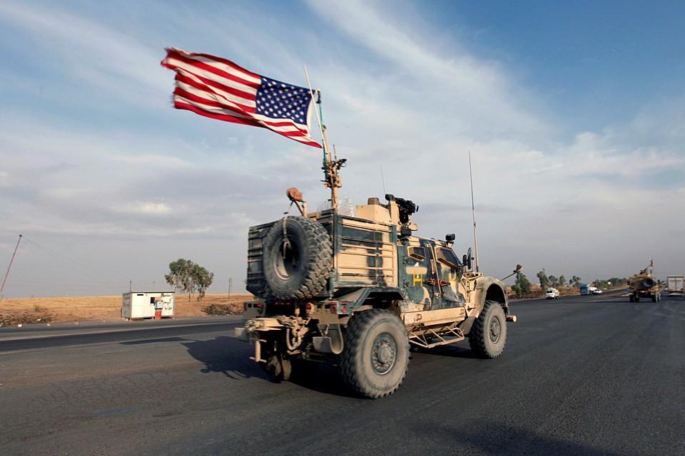 Переброшенные из Сирии в Иракский Курдистан американские военнослужащие не получали разрешения остаться на его территории и должны будут покинуть ее