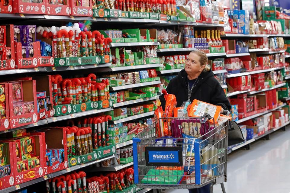 В США настаёт пора распродаж перед Днём благодарения.