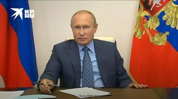 «Животные, конечно, ни в чем не виноваты. А летучие мыши? Тоже ни в чем не виноваты. Шучу!» — Путин