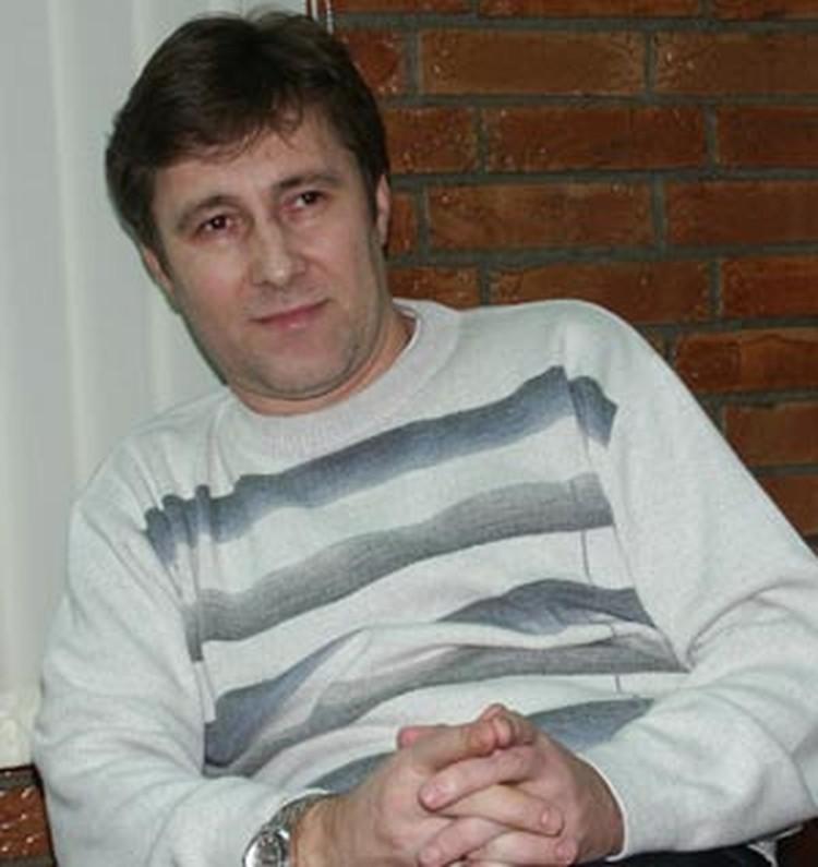 Виталий Нагачевский.