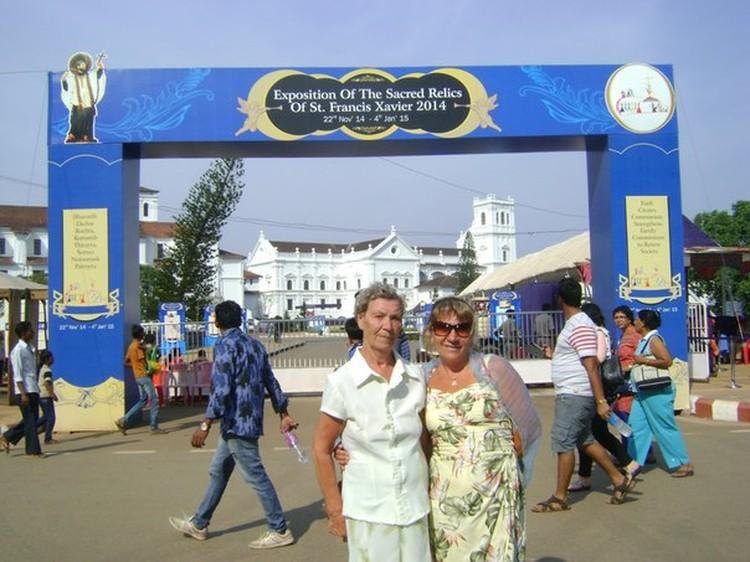 Мать и дочь ездили по миру вместе. Фото: соцсети