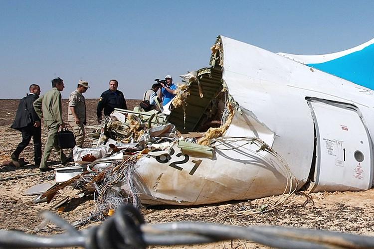 Насколько информация о причастности к катастрофе аль-Масри  правдоподобна, теперь должно выяснить следствие.