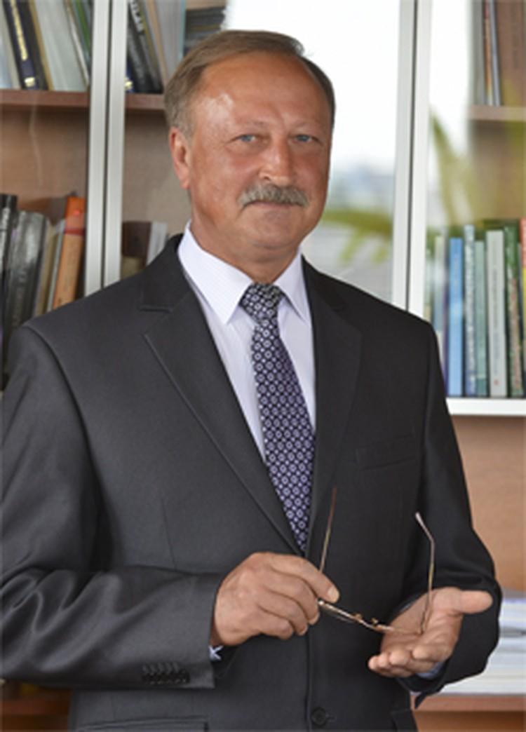 Директор Института информационных технологий БГУИР Валерий НАЗАРЕНКО.