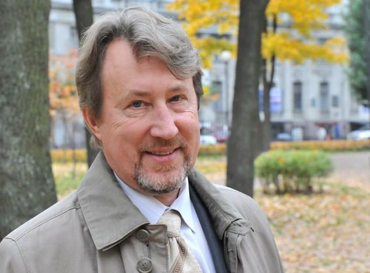 Писатель Юрий Воробьевский, автор книг и документальных фильмов про Афон, его старцев.