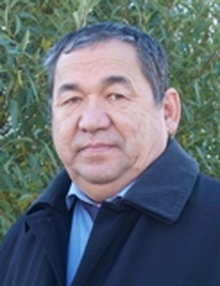Юрист Айдар Кучуков.